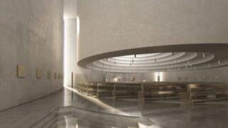 Progettazione acustica della Chiesa S. Giovanni Bosco Concorso di Progettazione